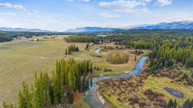 Tract 4 Farm To Market Road, Whitefish, MT 59937 (MLS #22116097) :: Whitefish Escapes Realty