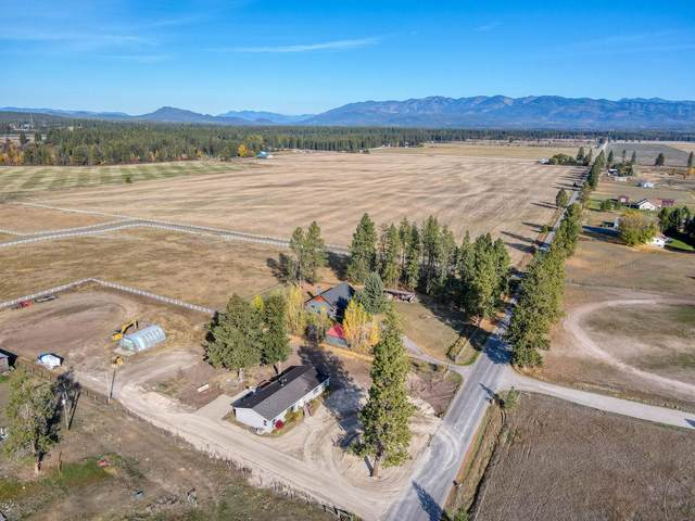 3380 Trumble Creek Road, Columbia Falls, MT 59912 (MLS #22116111) :: Whitefish Escapes Realty