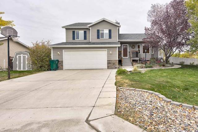 3895 Yuhas Avenue, Helena, MT 59602 (MLS #22116128) :: Andy O Realty Group
