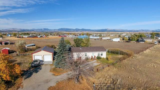 3264 Desert Court, Helena, MT 59602 (MLS #22116176) :: Andy O Realty Group