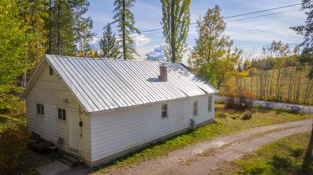 1555 Voerman Road, Whitefish, MT 59937 (MLS #22116185) :: Andy O Realty Group