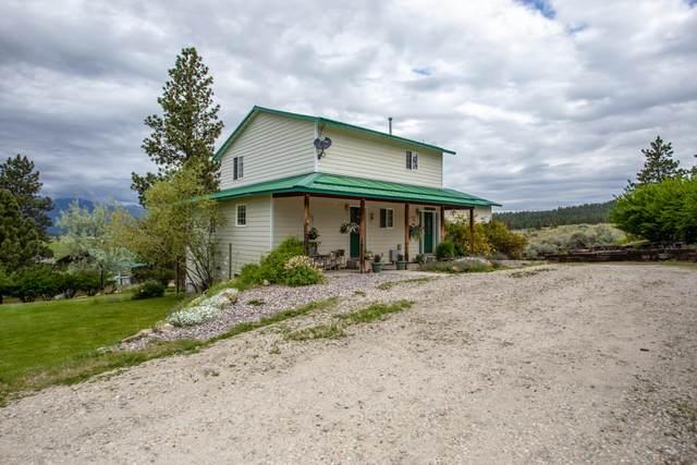 355 Seminole Drive, Stevensville, MT 59870 (MLS #22116214) :: Peak Property Advisors