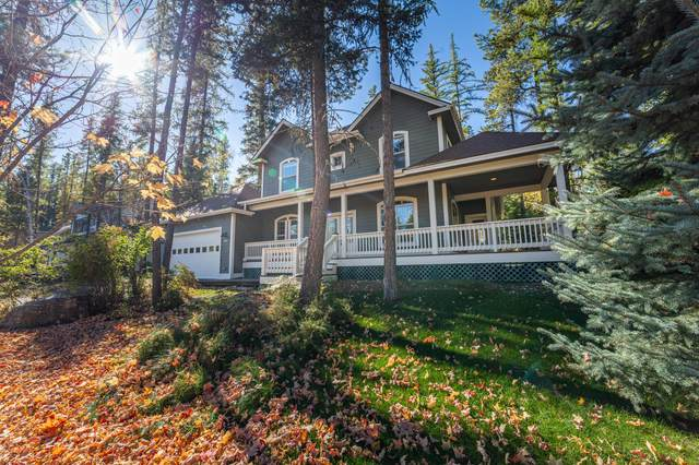 1016 Mountain Park Drive, Whitefish, MT 59937 (MLS #22116215) :: Andy O Realty Group