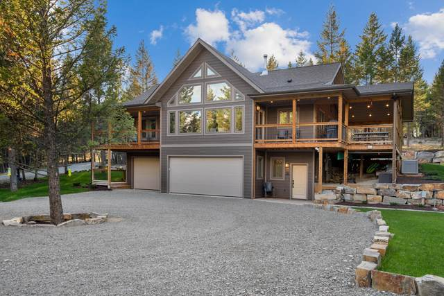 36 Glen Eagle Drive, Eureka, MT 59917 (MLS #22116248) :: Peak Property Advisors