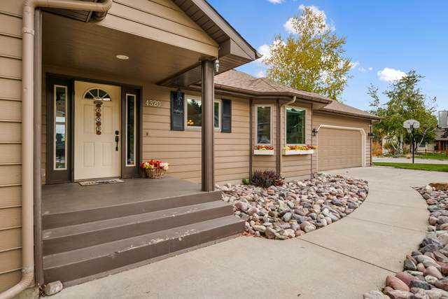 4320 Scott Allen Drive, Missoula, MT 59803 (MLS #22116264) :: Montana Life Real Estate