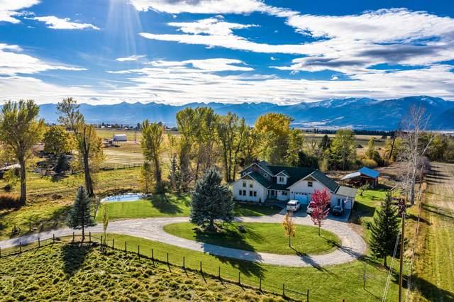 901 Pine Hollow Road, Stevensville, MT 59870 (MLS #22116294) :: Peak Property Advisors