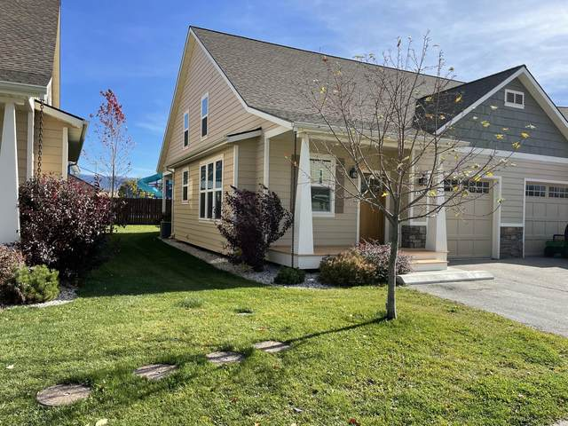 134 Villa Court, Hamilton, MT 59840 (MLS #22116298) :: Dahlquist Realtors