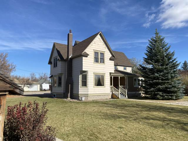 119 3rd Avenue S, Stanford, MT 59479 (MLS #22116314) :: Whitefish Escapes Realty