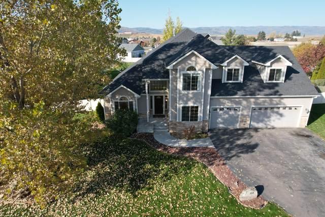 184 W Bowman Drive, Kalispell, MT 59901 (MLS #22116335) :: Dahlquist Realtors