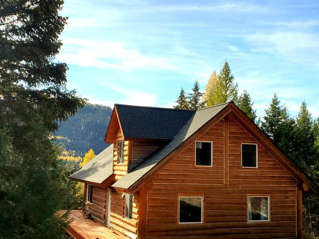 245 Lookout Drive, Libby, MT 59923 (MLS #22116363) :: Andy O Realty Group