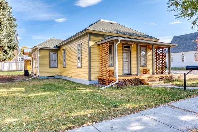524 S 3rd Street, Hamilton, MT 59840 (MLS #22116387) :: Peak Property Advisors