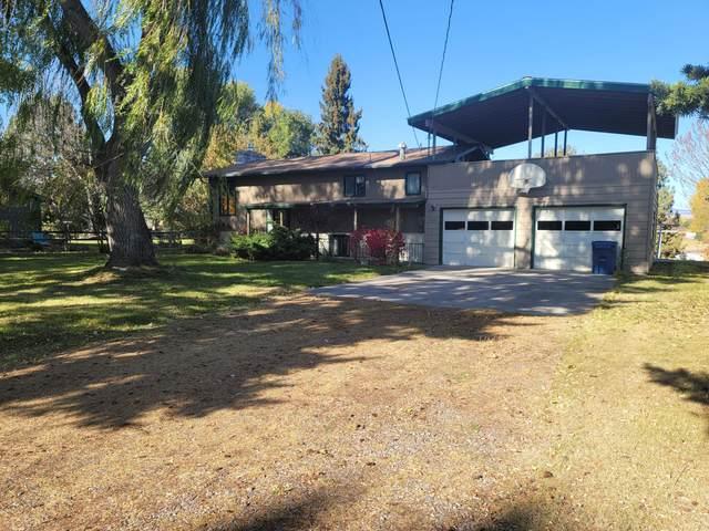 3904 Mount Avenue, Missoula, MT 59804 (MLS #22116409) :: Peak Property Advisors