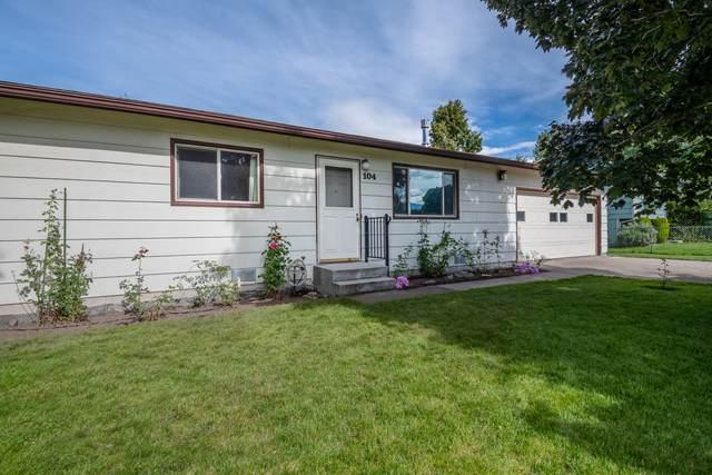 104 Parker Court, Missoula, MT 59801 (MLS #22116416) :: Peak Property Advisors