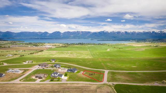 Lot 7 Field Stone Way, Polson, MT 59860 (MLS #22116430) :: Andy O Realty Group