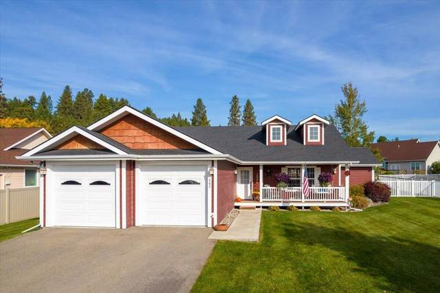 267 Crestview Drive, Bigfork, MT 59911 (MLS #22116431) :: Andy O Realty Group