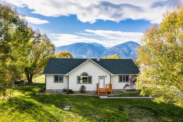 5362 Spur Lane, Florence, MT 59833 (MLS #22116441) :: Peak Property Advisors