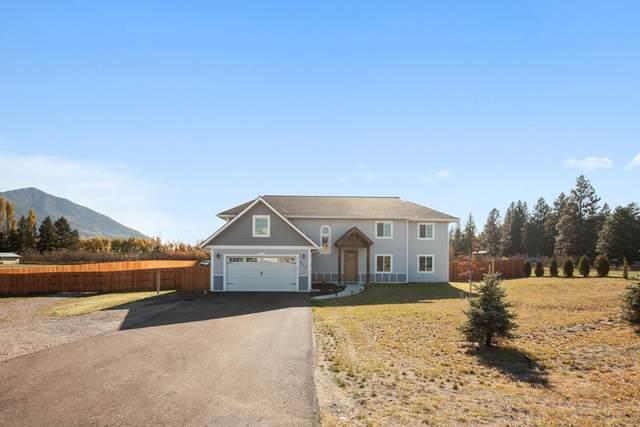 560 Red Hawk Lane, Columbia Falls, MT 59912 (MLS #22116448) :: Montana Life Real Estate
