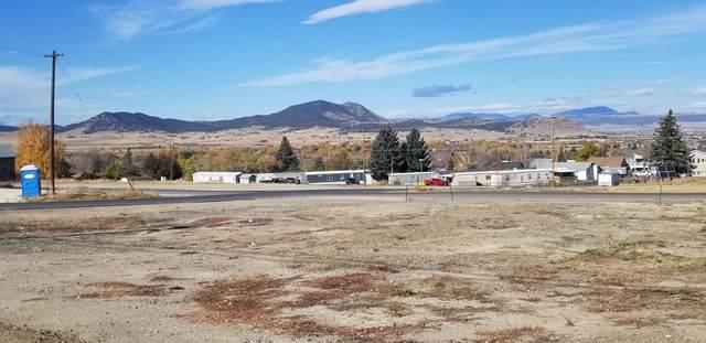 Tbd Knight Street, Helena, MT 59601 (MLS #22116472) :: Peak Property Advisors
