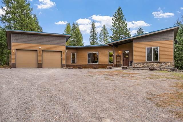 1766 Rolling Ridge Loop, Kalispell, MT 59901 (MLS #22116478) :: Peak Property Advisors