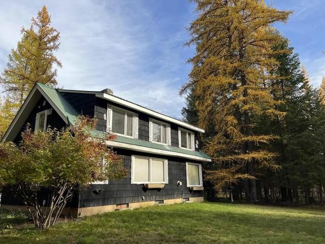 654 N Central Road, Libby, MT 59923 (MLS #22116479) :: Peak Property Advisors