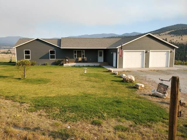 98 Meadowlark Trail, Jefferson City, MT 59638 (MLS #22116480) :: Peak Property Advisors