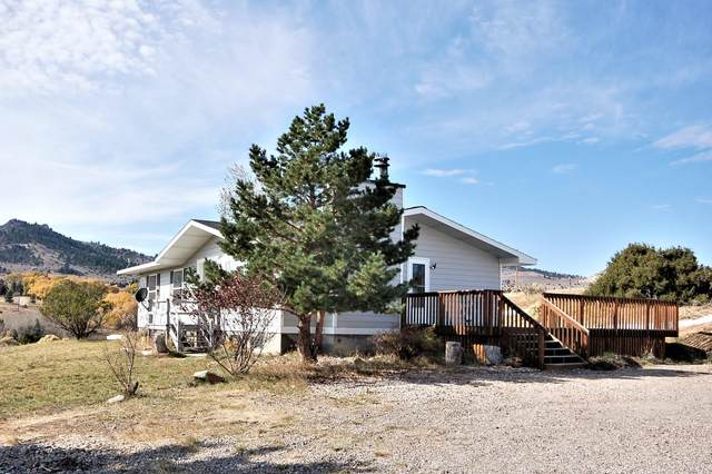 14 Two Bumps Road, Ennis, MT 59729 (MLS #22116543) :: Peak Property Advisors