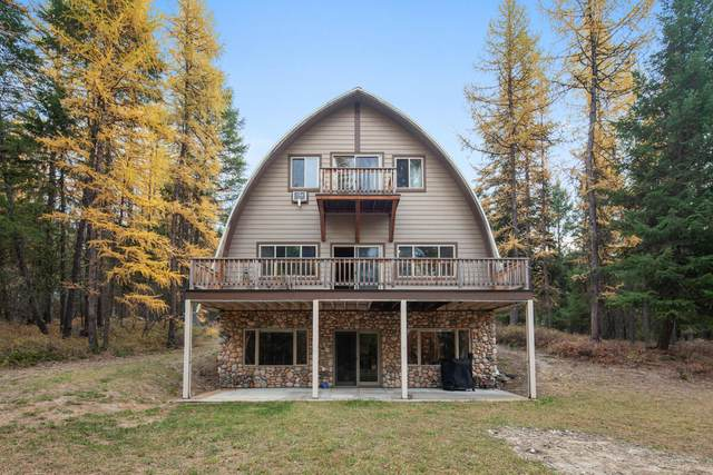 175 Wilderness Lane, Whitefish, MT 59937 (MLS #22116554) :: Whitefish Escapes Realty