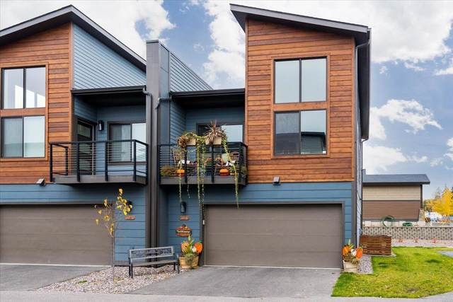 30 B Hickory Loop, Whitefish, MT 59937 (MLS #22116597) :: Whitefish Escapes Realty