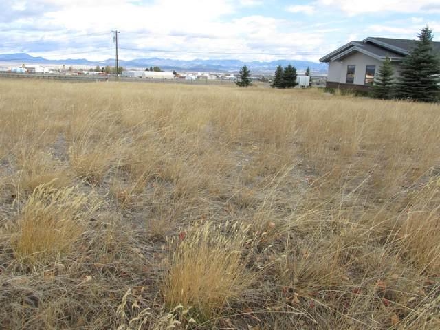 Tbd-2700 Colonial Drive, Helena, MT 59601 (MLS #22116695) :: Montana Life Real Estate
