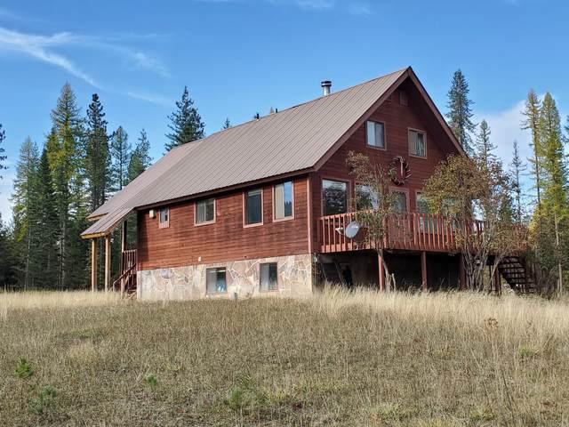 230 Upper River Road, Heron, MT 59844 (MLS #22116710) :: Montana Life Real Estate