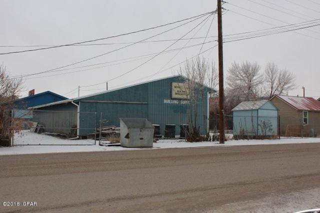 117 W Central Avenue, Shelby, MT 59474 (MLS #3182558) :: Loft Real Estate Team