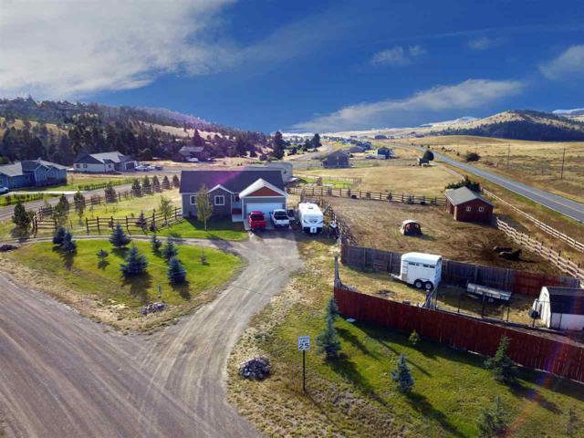 5248 Stallion Ridge Drive, Helena, MT 59602 (MLS #1303040) :: Loft Real Estate Team