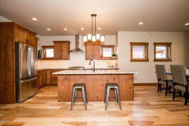 99 Wild Rose Lane, Whitefish, MT 59937 (MLS #21711340) :: Loft Real Estate Team