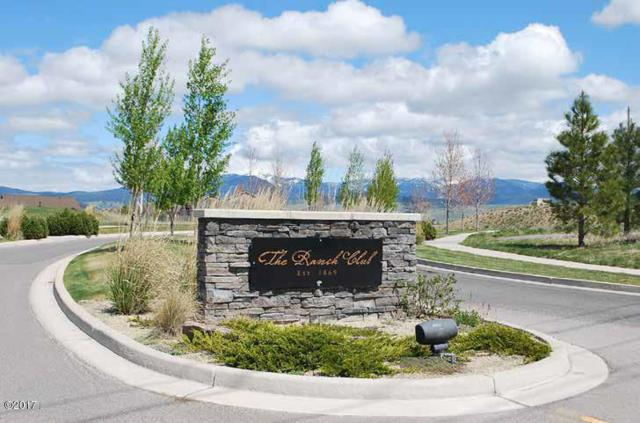Lot 204 Ranch Club Road, Missoula, MT 59808 (MLS #21713589) :: Loft Real Estate Team