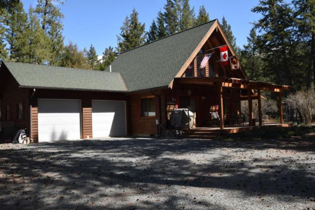 266 Ridge Loop Road, Rexford, MT 59930 (MLS #21801557) :: Loft Real Estate Team