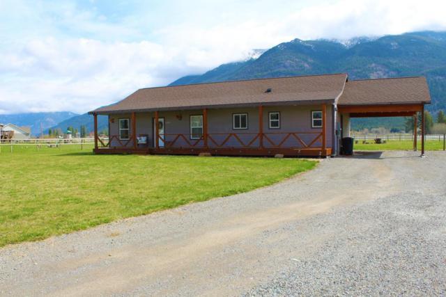 159 Columbia Range Drive, Columbia Falls, MT 59912 (MLS #21803601) :: Loft Real Estate Team