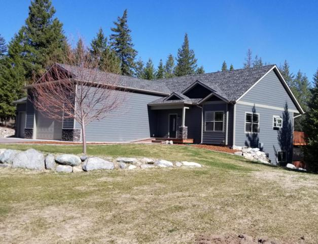 155 Mountain Timbers Drive, Columbia Falls, MT 59912 (MLS #21804439) :: Loft Real Estate Team