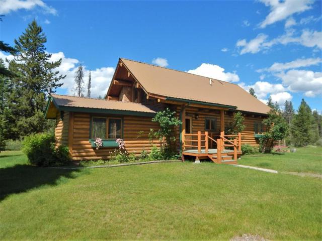 120 Overland Trail, Seeley Lake, MT 59868 (MLS #21804523) :: Brett Kelly Group, Performance Real Estate