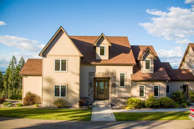 54 Big Rock Ridge, Lakeside, MT 59922 (MLS #21806727) :: Loft Real Estate Team