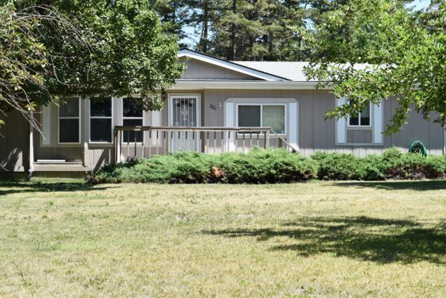 221 Fawn Trail, Whitefish, MT 59937 (MLS #21809365) :: Brett Kelly Group, Performance Real Estate