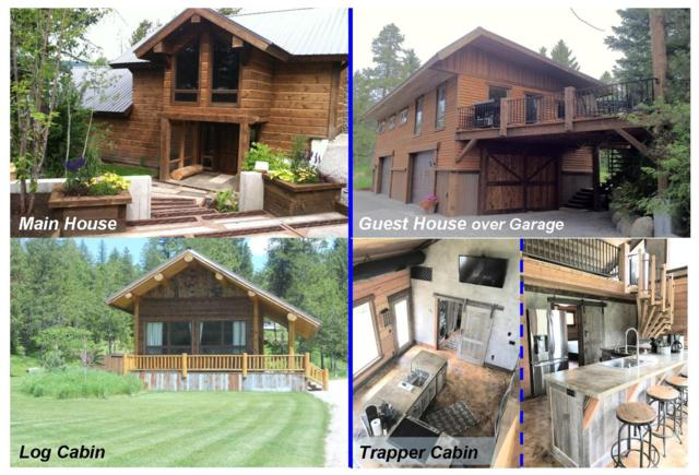 413 Tangent Road, Coram, MT 59913 (MLS #21810882) :: Loft Real Estate Team