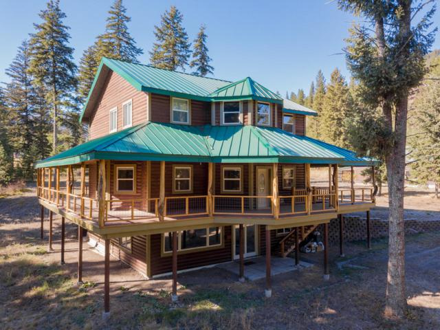 15 Sunrise Creek Road, Superior, MT 59872 (MLS #21811078) :: Brett Kelly Group, Performance Real Estate