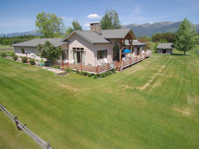 1340 Swan Horseshoe Drive, Bigfork, MT 59911 (MLS #21902235) :: Performance Real Estate