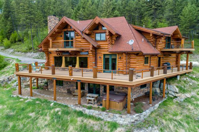 235 Antler Ridge Road, Whitefish, MT 59937 (MLS #21902809) :: Performance Real Estate