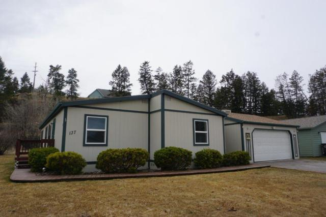 137 W Nicklaus Avenue, Kalispell, MT 59901 (MLS #21903090) :: Andy O Realty Group