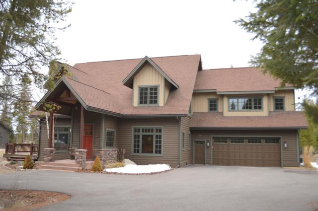 177 Timbered Terrace, Whitefish, MT 59937 (MLS #21903711) :: Brett Kelly Group, Performance Real Estate