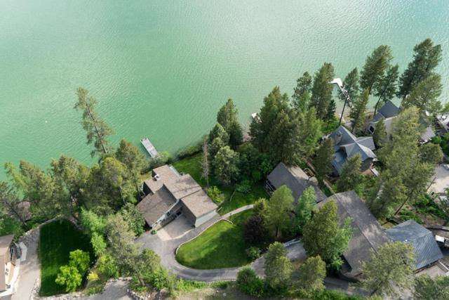 3668 E Lakeshore Drive, Whitefish, MT 59937 (MLS #21904260) :: Andy O Realty Group