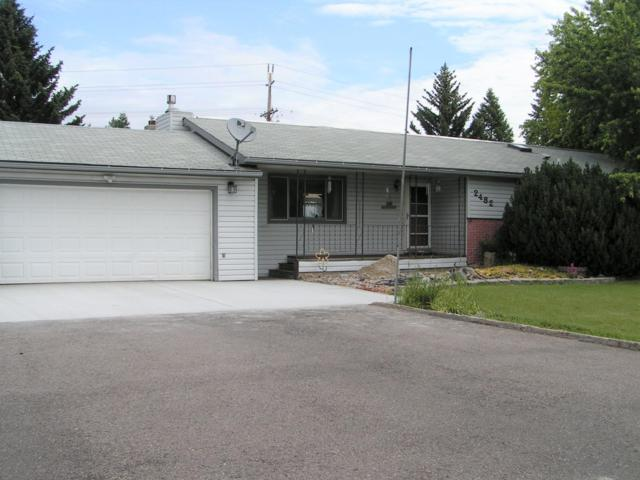 2482 Mission Trail, Kalispell, MT 59901 (MLS #21909513) :: Andy O Realty Group