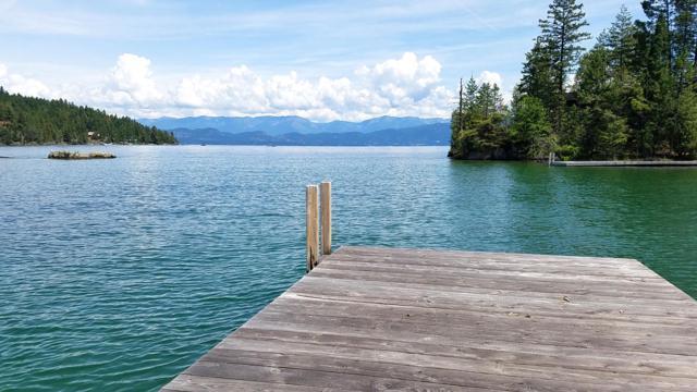 533 Hughes Bay Road, Lakeside, MT 59922 (MLS #21911009) :: Brett Kelly Group, Performance Real Estate