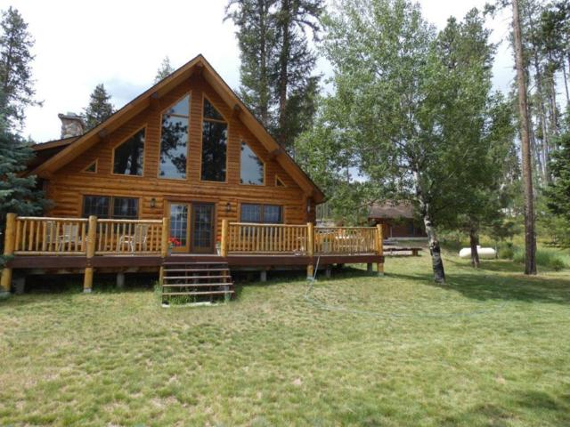 552 Overland Trail, Seeley Lake, MT 59868 (MLS #21912510) :: Performance Real Estate
